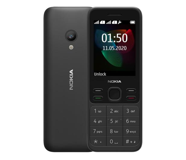 Nokia 150 Dual SIM czarny - 343354 - zdjęcie