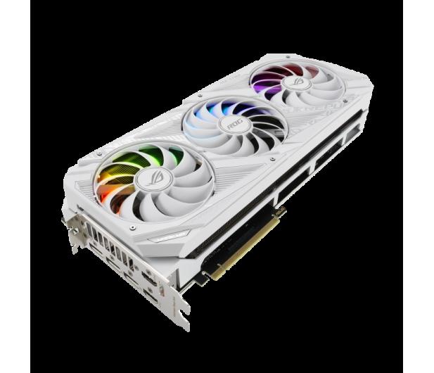 ASUS GeForce RTX 3090 ROG STRIX OC WHITE 24GB GDDR6X - 628032 - zdjęcie 2