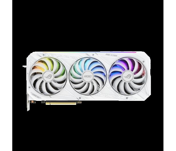 ASUS GeForce RTX 3090 ROG STRIX OC WHITE 24GB GDDR6X - 628032 - zdjęcie 4