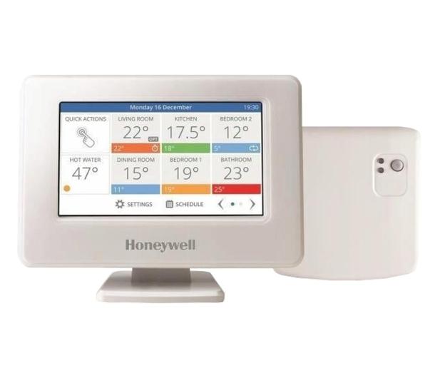 Honeywell Home Evohome Sterownik, zasilacz, moduł przekaźnikowy - 623986 - zdjęcie