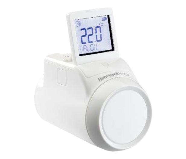 Honeywell Home Evohome Bezprzewodowy regulator grzejnikowy z LCD - 624014 - zdjęcie