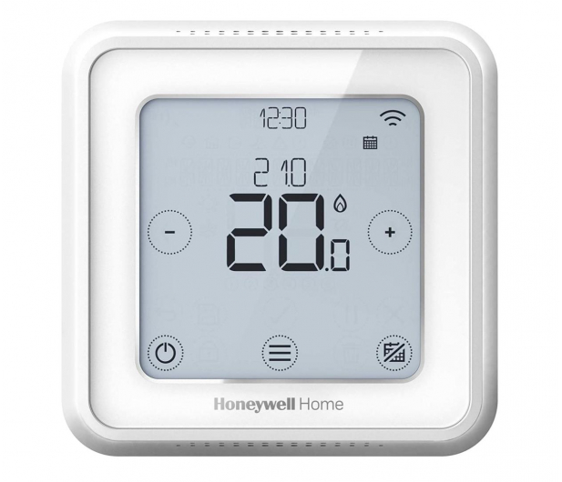 Honeywell Home Inteligentny termostat T6W (biały) - 624034 - zdjęcie