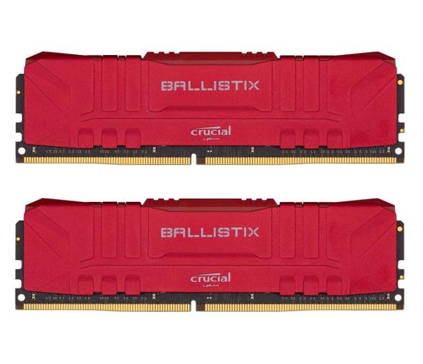 Crucial 32GB (2x16GB) 3000MHz CL15 Ballistix Red - 624967 - zdjęcie