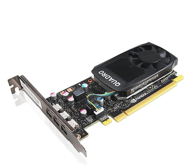 Lenovo Quadro P400 2GB GDDR5 - 627432 - zdjęcie