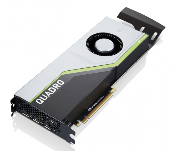 Lenovo Quadro RTX 5000 16GB GDDR6 - 627440 - zdjęcie