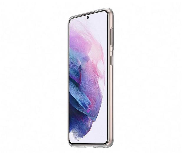 Samsung Clear Cover do Galaxy S21+ - 617456 - zdjęcie 3