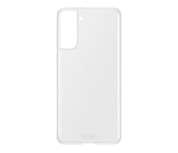 Samsung Clear Cover do Galaxy S21+ - 617456 - zdjęcie