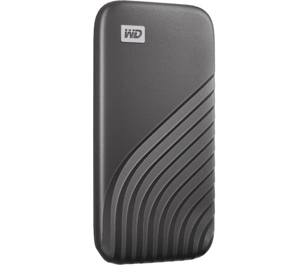 WD My Passport SSD 1TB USB-C Szary - 602784 - zdjęcie 3