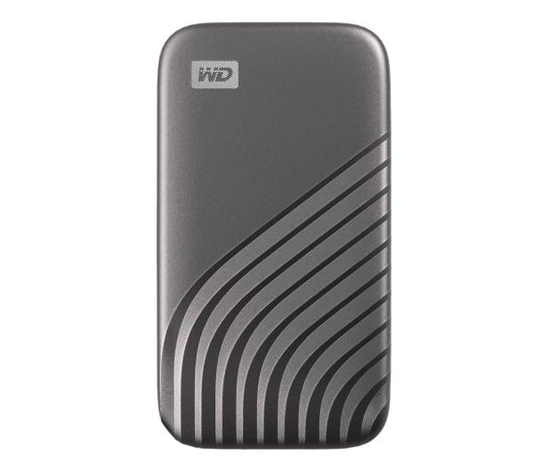 WD My Passport SSD 1TB USB-C Szary - 602784 - zdjęcie