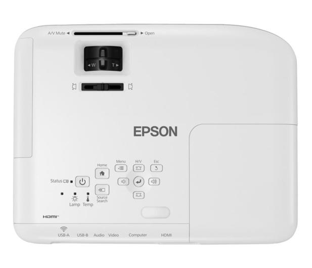 Epson EB-X06 3LCD - 624504 - zdjęcie 4