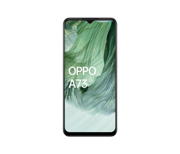 OPPO A73 4/128GB AMOLED NFC Biały+A15 2/32GB Czarny - 652137 - zdjęcie 4