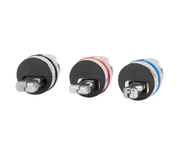 Targus  Defcon 3-in-1 Keyed Cable Lock - 624812 - zdjęcie 3