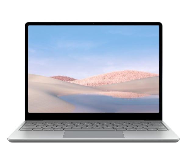 Microsoft Surface Laptop Go i5/8GB/256 Platynowy - 628098 - zdjęcie