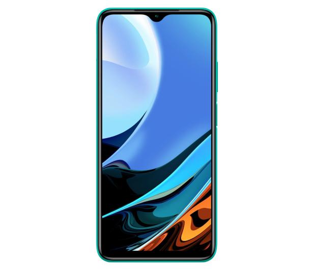 Xiaomi Redmi 9T NFC 4/64GB Ocean Green - 637303 - zdjęcie 5