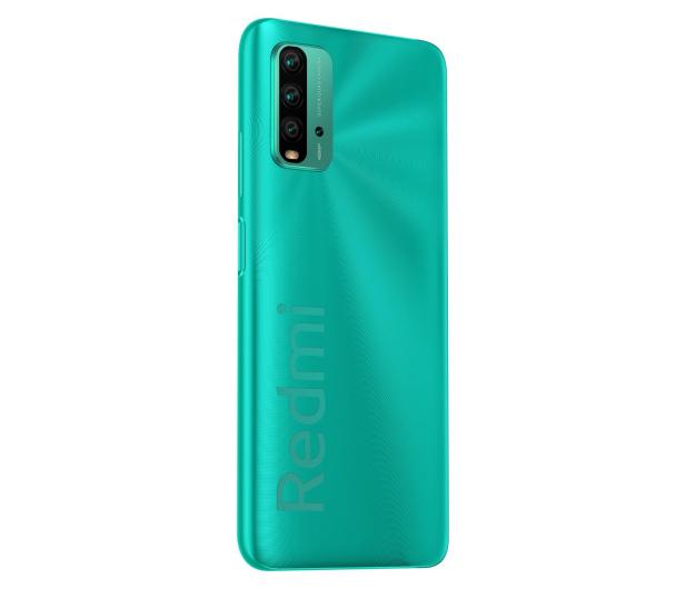 Xiaomi Redmi 9T NFC 4/64GB Ocean Green - 637303 - zdjęcie 7