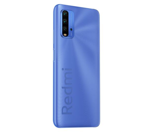 Xiaomi Redmi 9T NFC 4/64GB Twilight Blue - 637304 - zdjęcie 7
