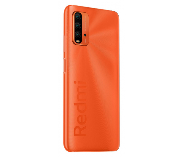 Xiaomi Redmi 9T NFC 4/128GB  Sunrise Orange  - 637301 - zdjęcie 7