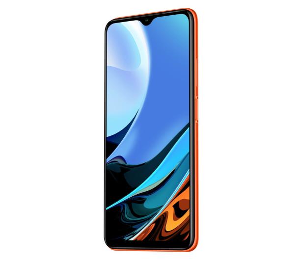 Xiaomi Redmi 9T NFC 4/128GB  Sunrise Orange  - 637301 - zdjęcie 3