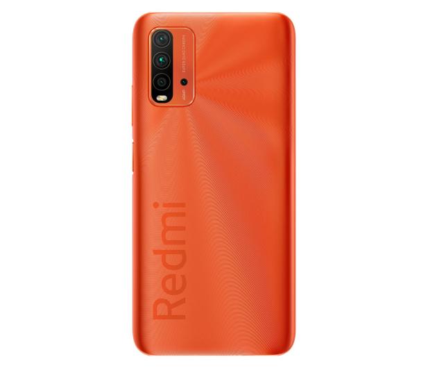 Xiaomi Redmi 9T NFC 4/128GB  Sunrise Orange  - 637301 - zdjęcie 6