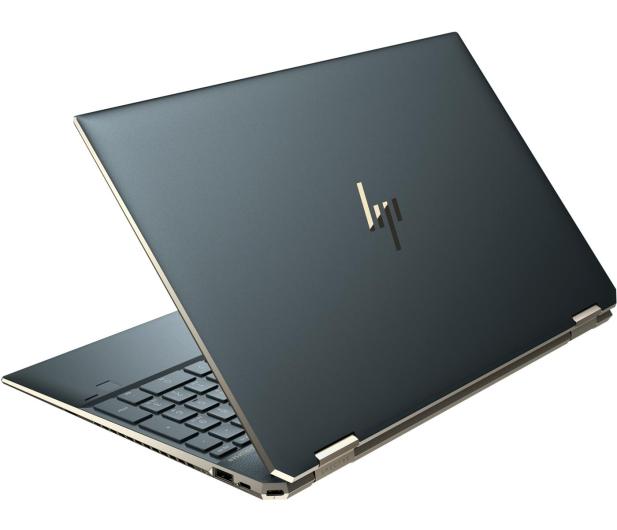 HP Spectre 15 x360 i7-1165G7/16GB/1TB/Win10 Blue - 640055 - zdjęcie 8