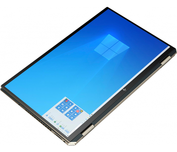 HP Spectre 15 x360 i7-1165G7/16GB/1TB/Win10 Blue - 640055 - zdjęcie 5
