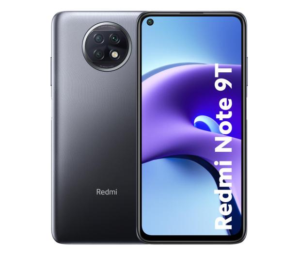 Xiaomi Redmi Note 9T 5G 4/128GB Nightfall Black  - 637308 - zdjęcie