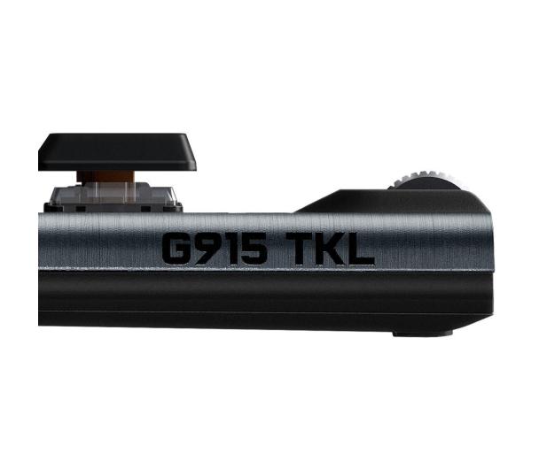 Logitech G915 TKL LIGHTSPEED Tactile - 573691 - zdjęcie 5