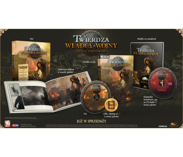 PC Twierdza: Wladcy wojny – Edycja Limitowana - 581127 - zdjęcie 3