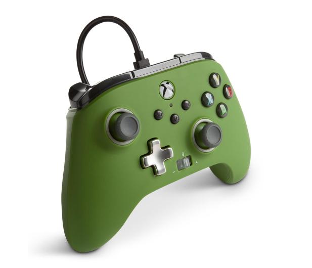 PowerA XS Pad przewodowy Enhanced Soldier - 635901 - zdjęcie 5