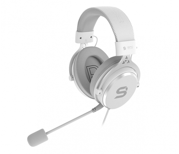 SPC Gear VIRO Plus USB Onyx White - 635867 - zdjęcie