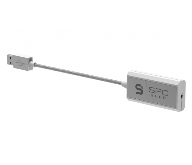 SPC Gear VIRO Plus USB Onyx White - 635867 - zdjęcie 8