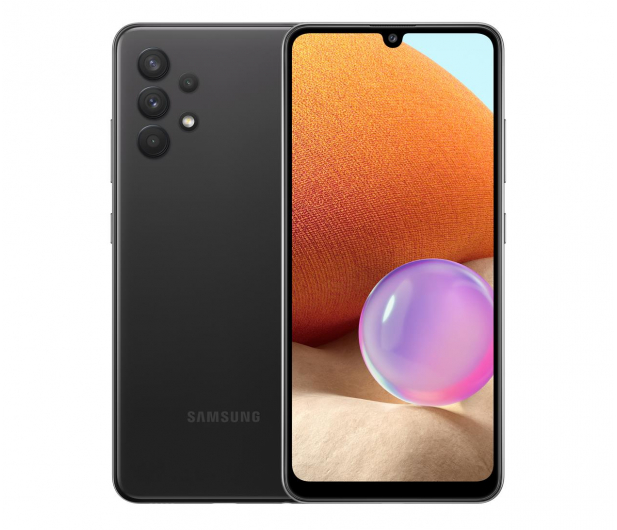 Samsung Galaxy A32 SM-A325F 4/128GB Black - 615050 - zdjęcie