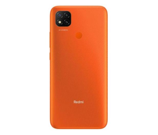 Xiaomi Redmi 9C NFC 3/64GB Sunrise Orange - 638052 - zdjęcie 4