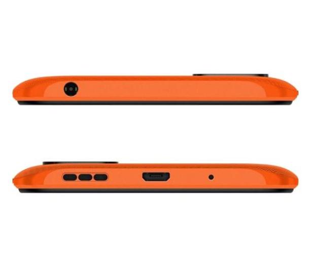 Xiaomi Redmi 9C NFC 3/64GB Sunrise Orange - 638052 - zdjęcie 6