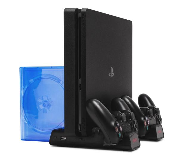 FroggieX PS4 Podstawka chłodząca i stacja dokująca - 636960 - zdjęcie 2