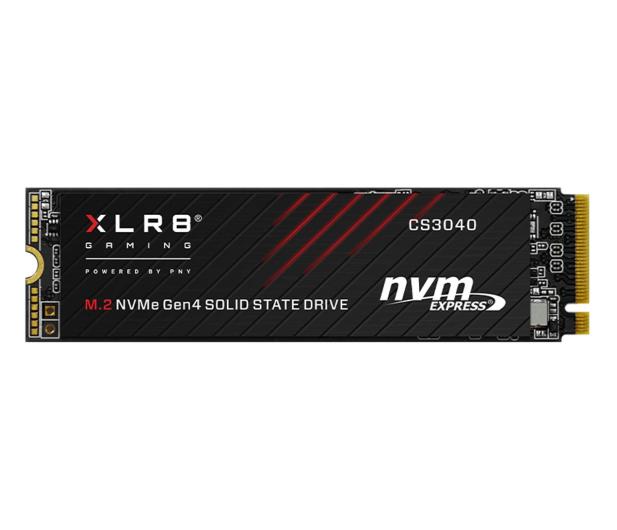 PNY 4TB M.2 PCIe Gen4 NVMe XLR8 CS3040 - 651898 - zdjęcie