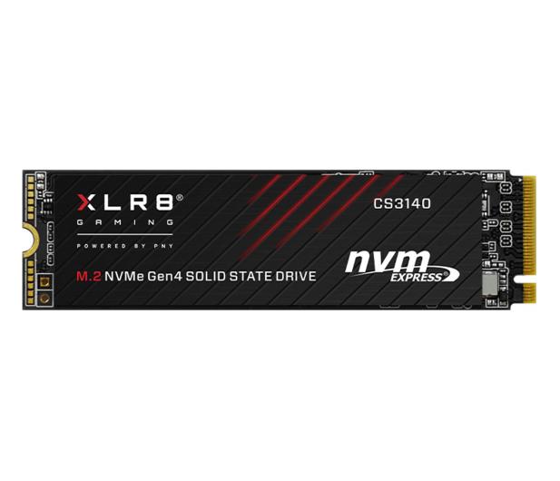 PNY 1TB M.2 PCIe Gen4 NVMe XLR8 CS3140 - 635776 - zdjęcie