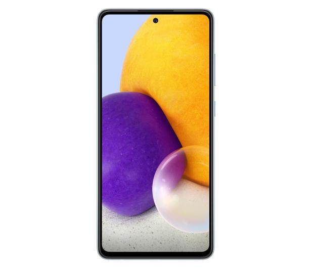 Samsung Galaxy A72 SM-A725F 6/128GB Blue - 615036 - zdjęcie 4
