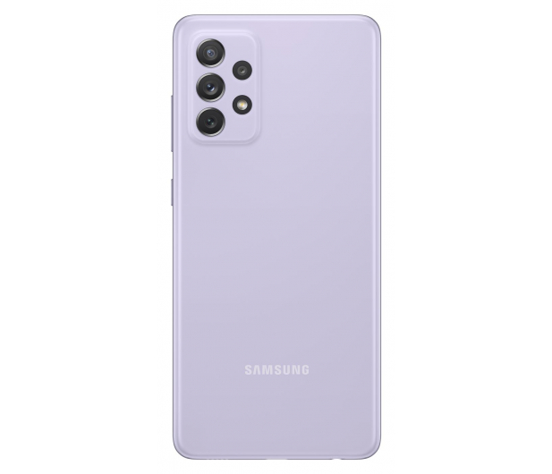 Samsung Galaxy A72 SM-A725F 6/128GB Light Violet - 615038 - zdjęcie 7