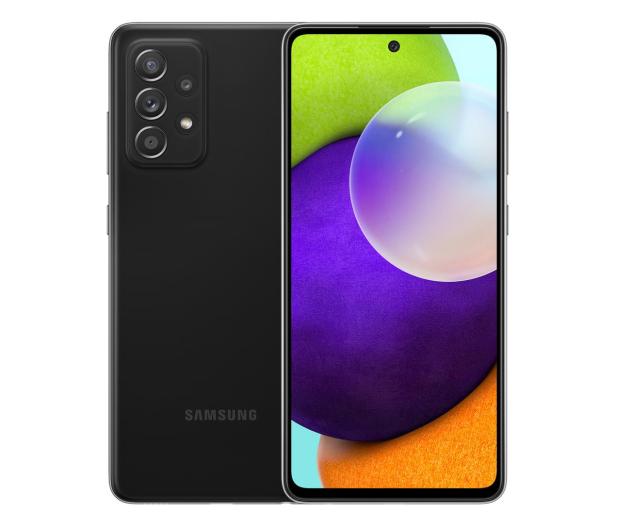 Samsung Galaxy A52 SM-A525F 6/128GB Black - 614994 - zdjęcie
