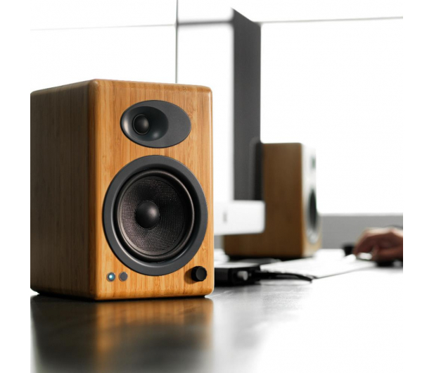 Audioengine A5+ Bambusowe para - 634330 - zdjęcie 4