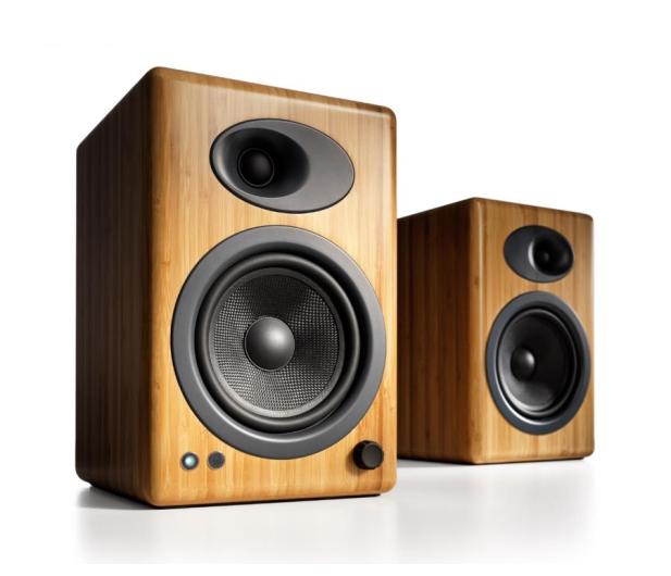 Audioengine A5+ Bambusowe para - 634330 - zdjęcie