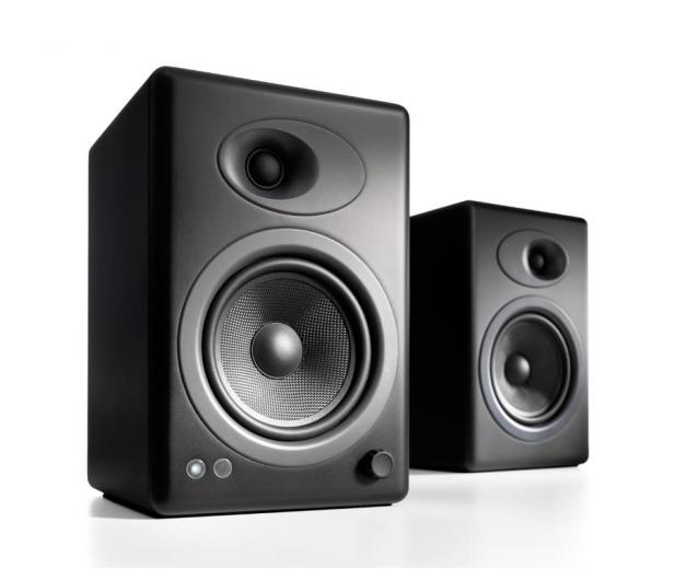 Audioengine A5+ Czarne para - 634326 - zdjęcie