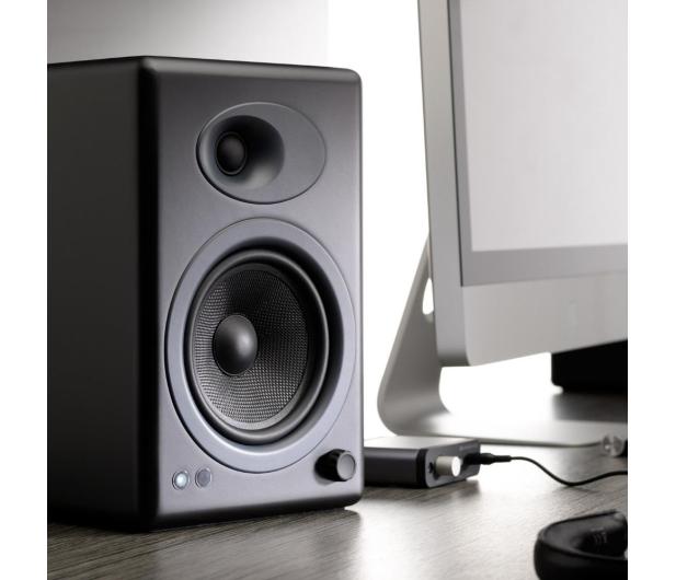 Audioengine A5+ Czarne para - 634326 - zdjęcie 4