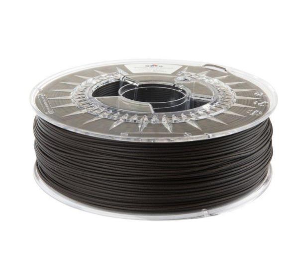 Spectrum PLA SPECIAL Wood Ebony Black 0,5kg - 637784 - zdjęcie 2