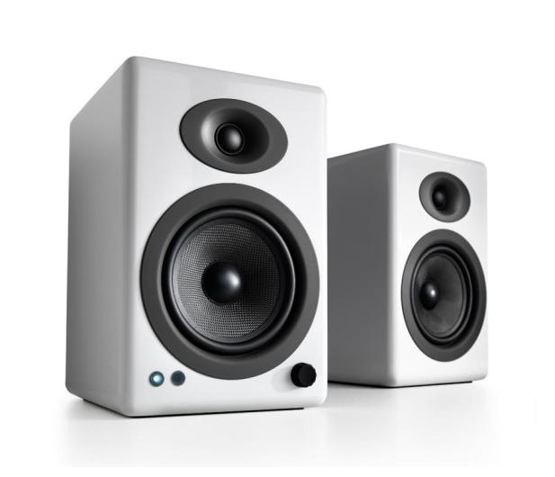 Audioengine A5+ BT Białe para - 634322 - zdjęcie