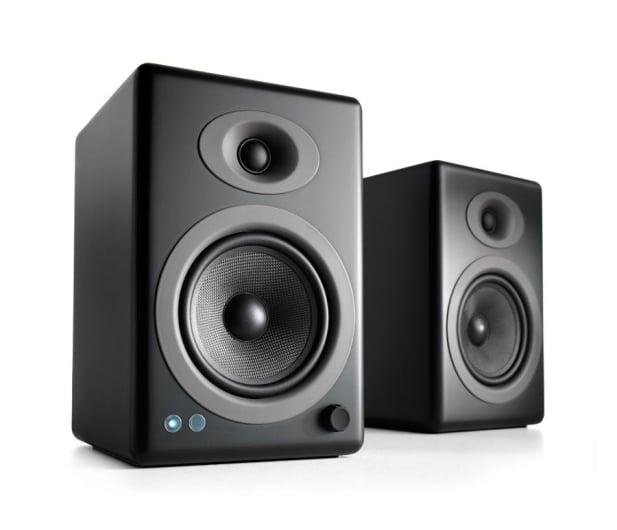 Audioengine A5+ BT Czarne para - 634321 - zdjęcie