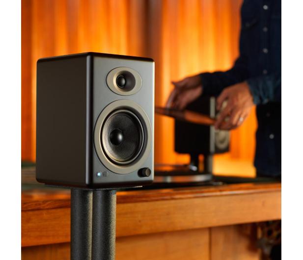 Audioengine A5+ BT Czarne para - 634321 - zdjęcie 4
