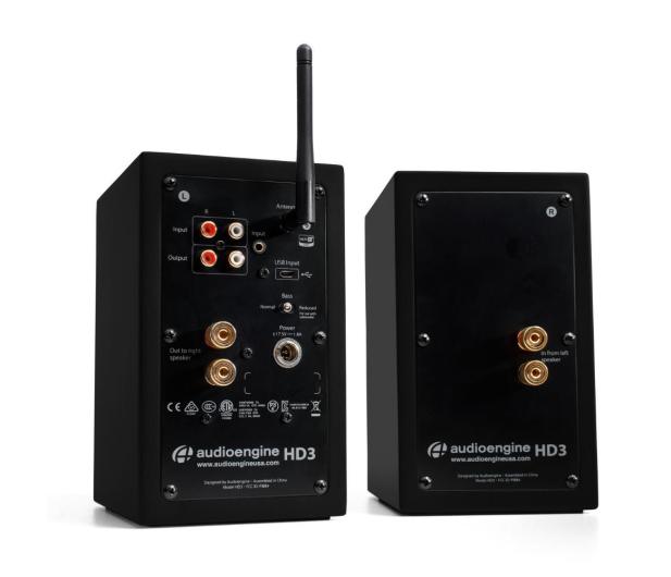 Audioengine HD3 Czarne para - 634332 - zdjęcie 3