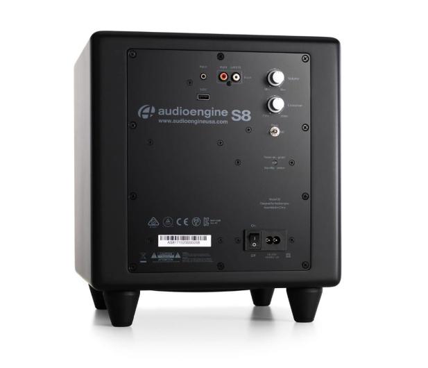 Audioengine S8 Czarny - 634334 - zdjęcie 2